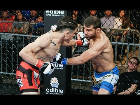 Top MMA Finishes and KOs: Olivera vs. Miramontes   #30Days30Finishes   Combate Americas