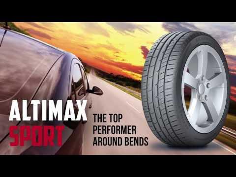 General Tire Altimax Sport - vasaras riepa sportiskai ikdienas braukšanai
