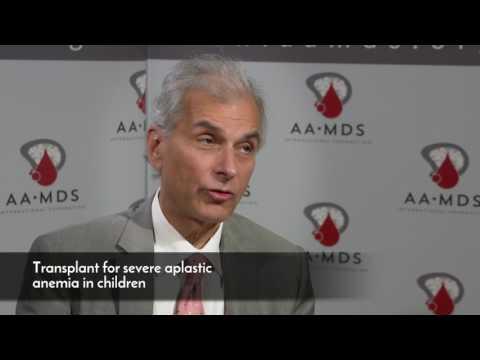 ASH 2016: Aplastic Anemia Research Update