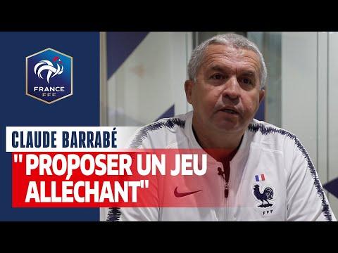 "Claude Barrabé : ""J'aime le beau jeu"", Beach Soccer I FFF 2020"