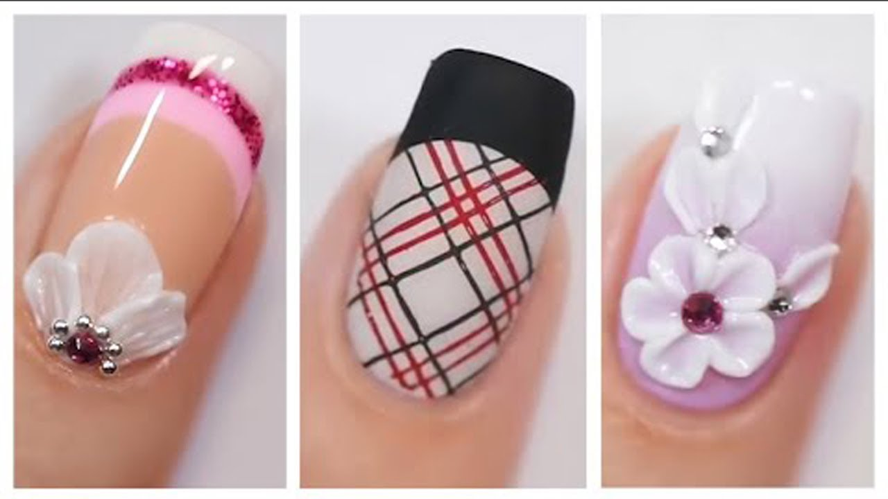 Graceful Nail Art 2021 💄💅 The Best Nail Art Designs Compilation 2021 #4