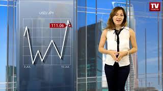 InstaForex tv news: Traders anticipating US inflation data   (10.07.2018)