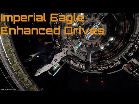 Imperial Eagle Enhanced Drives - Elite Dangerous 2.1 Beta