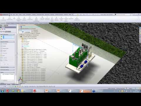SolidWorks Process and Plant Design Solutions