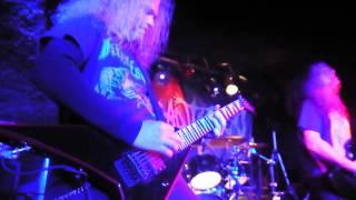 "Incantation "" Lead To Desolation"" live paris Gibus 02.05.2013"