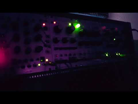 Mutable Instruments Marbles, Rings, Clouds + Maths impulse