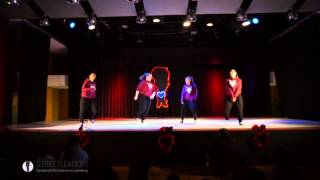 Love is the message 2015 Luxembourg - United Girl'z