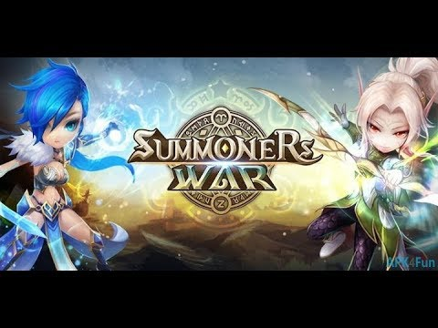 Summoners War. Poorman's Zoo. Live game progress on stream. Ep. 107