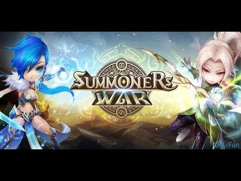 Summoners War. Poorman's Zoo. Live game progress on stream. Ep. 107