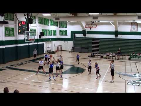 PASO ROBLES LADY WARRIORS ARE DEFEATED BY THE TEMPLETON SHELBY SHOOTERS 02-17-2018