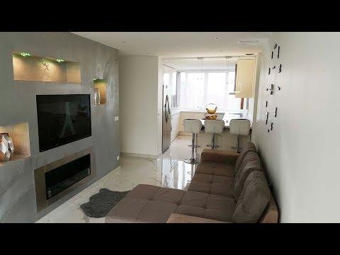 cuisine am ricaine et s jour plus bureau int gr id e. Black Bedroom Furniture Sets. Home Design Ideas