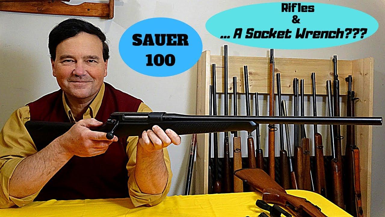 Download Surprise! The Sauer 100 Has A Secret