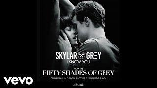 Skylar Grey I Know You Fifty Shades Of Grey Lyric Video