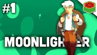 MY MOST ANTICIPATED GAME | Moonlighter [Part 1]