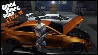 GTA 5 ROLEPLAY - STALKED BY COP AT CAR MEET - EP. 611 - CIV