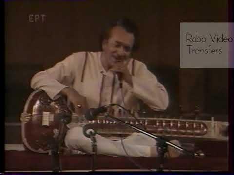 Ravi Shankar - Live in Patras, Greece 1987
