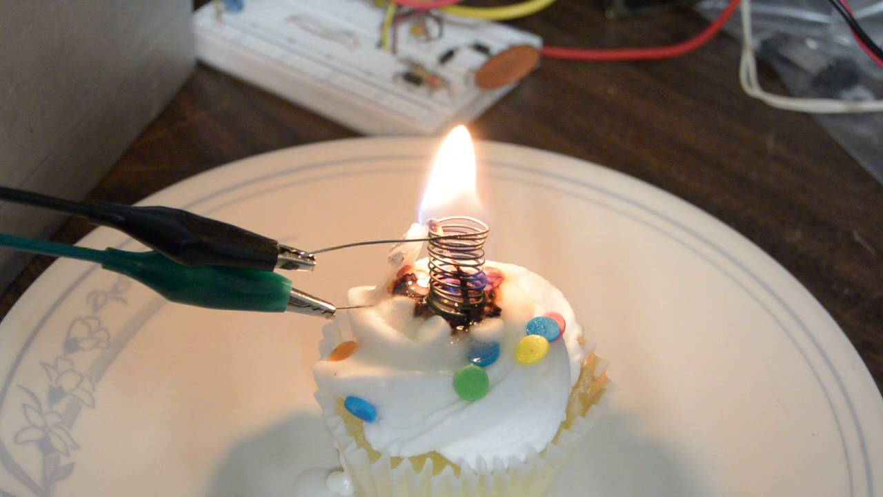 Audio Amplifier Vs Birthday Candle By Johnaudiotech Circuit Using Tda7231