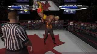 Dolphin Emulator 4.0.2 | Legends of Wrestling II [1080p HD] | Nintendo GameCube