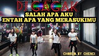 Download Lagu DJ GAGAK SALAH APA AKU ENTAH APA YANG MERASUKIMU MP3