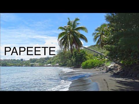 Papeete - Tahiti,French Polynesia HD