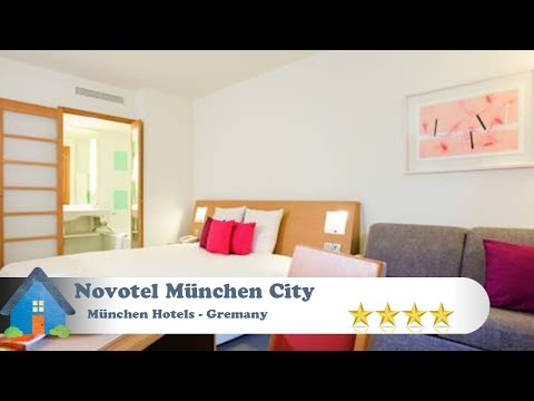 Novotel München City - München Hotels, Germany