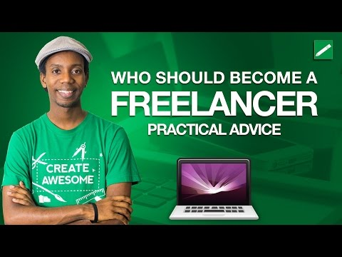 Who Should Become a Freelancer?