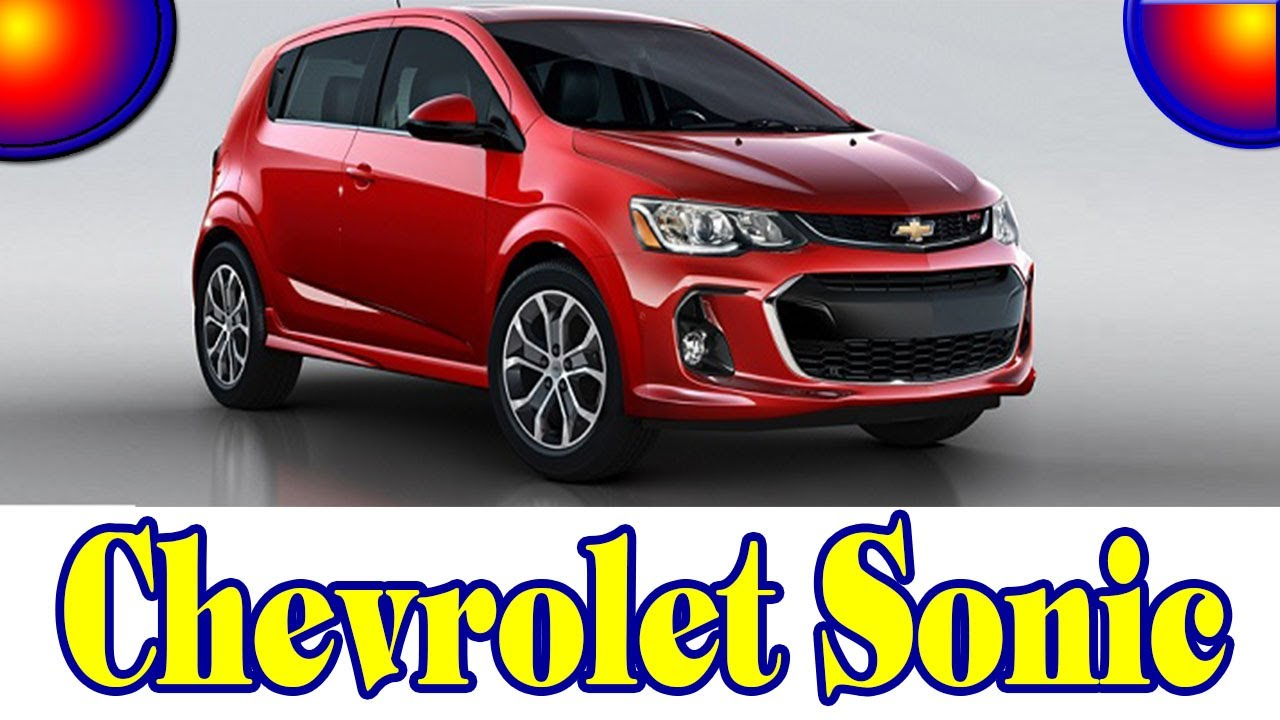 2018 chevrolet sonic 2018 chevy sonic changes 2018. Black Bedroom Furniture Sets. Home Design Ideas