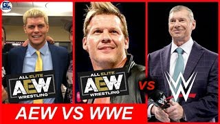 AEW vs WWE | What is AEW ? | Goldberg Going To AEW | IS WWE Great Again ??
