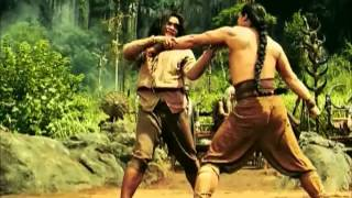Video Ong Bak 2 - Hung Gar Kung Fu Scenes download MP3, 3GP, MP4, WEBM, AVI, FLV Oktober 2018
