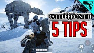 Battlefront 2: Multiplayer Tips for Vehicles (Star Wars Battlefront II 5 Gameplay Tips)
