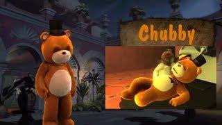 Naughty Bear: Panic in Paradise - #8 - Chubby