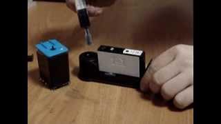 Заправка оригинального картриджа HP 178.MPG(Заправка оригинального картриджа HP 178 заправочным набором Plug-n-Print., 2011-11-25T10:45:15.000Z)