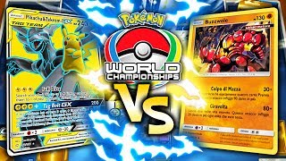 LA MIA RIVINCITA CONTRO IL CAMPIONE NAZIONALE! - Pokemon TCG Online Road To World Championship #2