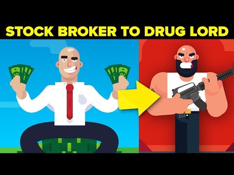 Incredible Story of British Stock Broker Who Became A Drug Kingpin In United States