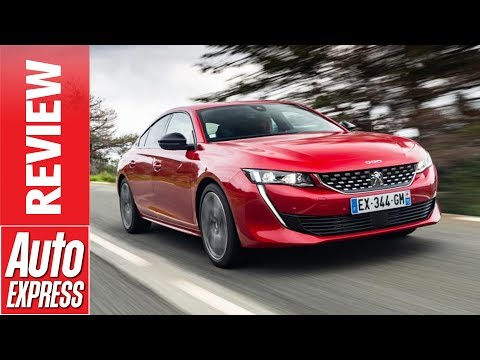 New Peugeot 508 - stylish family saloon arrives to rival Audi A4 and Vauxhall Insignia