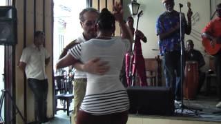 La Voz De Santiago De Cuba: in Casa de la Trova Santiago de Cuba
