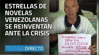 Actores sobreviven a crisis venezolana  - Testigo Directo HD
