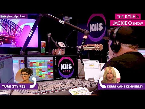 Yumi Stynes & Kerri-Anne Clash AGAIN Over Racism | KIIS1065, Kyle & Jackie O