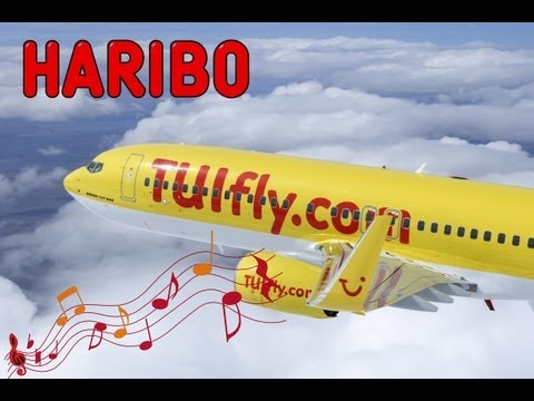 Tuifly Song 'Touch The Sky' 2013
