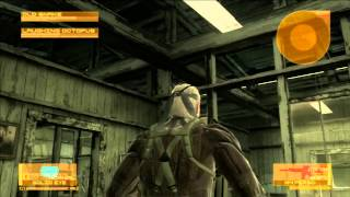 Metal Gear Solid 4: Guns of the Patriots - Parte 10 - Laughing Octopus/Beauty