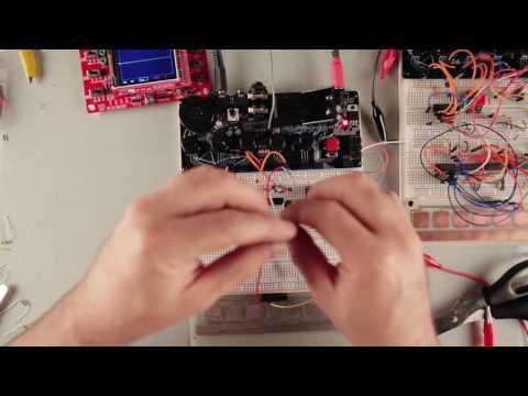 Casper Electronics DIY synth building. Part 3: Lo-Fi Sampler/looper/VCF
