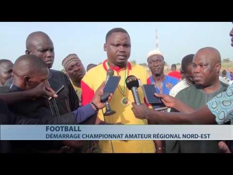 Football : démarrage du championnat amateur régional Nord-Est