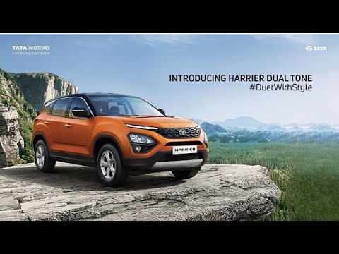 TATA HARRIER off roding power with SUV love®s