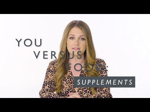 Supplements for Women: Advice from a Dietitian | You Versus Food | Well+Good