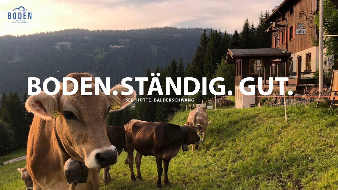 Alphotel Boden Balderschwang Youtube