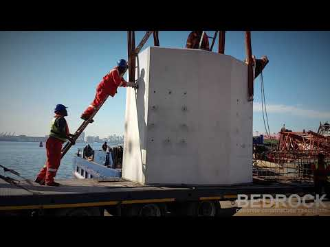 Bedrock Marine Projects - Subtech Mozambique