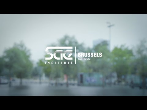 SAE Brussels | Film & Audio Courses | Campus Presentation