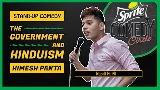 The Government and Hinduism | Stand-up Comedy by Himesh Panta