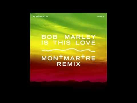 Bob Marley - Is This Love (Montmartre Remix) with Lyric