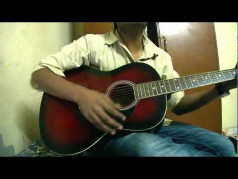 Na jane kyu (Strings) guitar cover.MTS